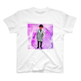 メゾン中卒かずま。Tシャツ T-shirts