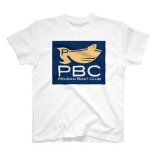 PBCロゴcolor goods T-shirts