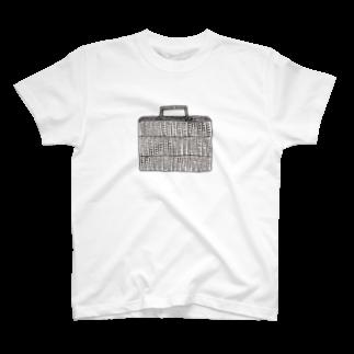 hamaaiのかごトランク T-shirts