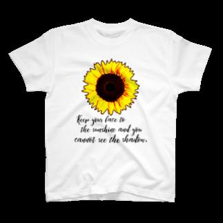 Fabergeのsunflower② T-shirts