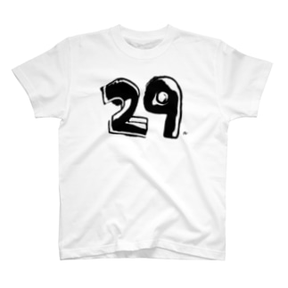 number-29 T-shirts