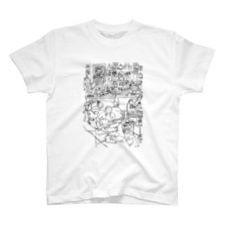 男の子 T-shirts