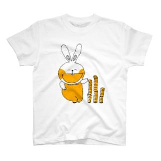 VALUうさぎ T-shirts