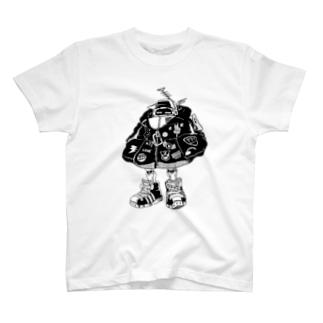 パーカーロボ T-Shirt