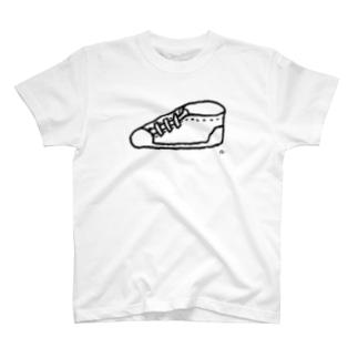 なつかしスニーカー T-shirts