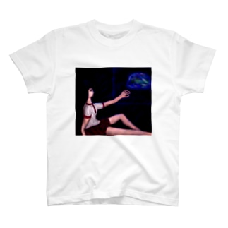 憧れの蒼き惑星 T-shirts
