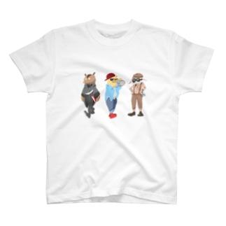 おしゃれどうぶつ T-Shirt