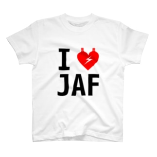 I LOVE JAF T-shirts
