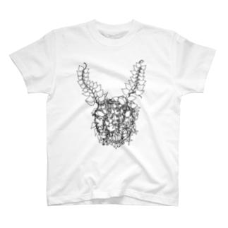turu_usagi Tシャツ