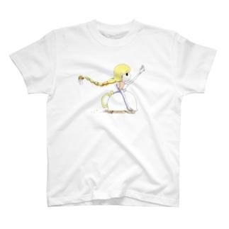 ティーカップ T-shirts