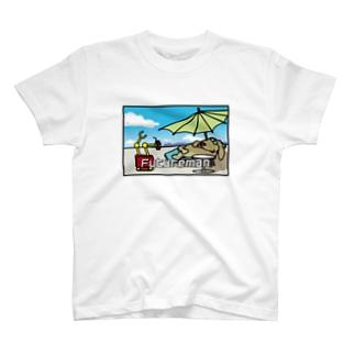 ラップのバカンス T-shirts