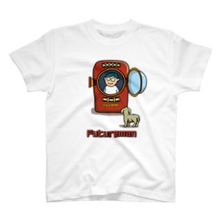 タイムマシン ジョーンズVer T-shirts