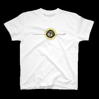 松村堂のCISLcafe master T-shirts