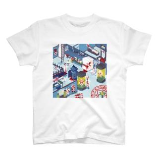 地下室 T-shirts