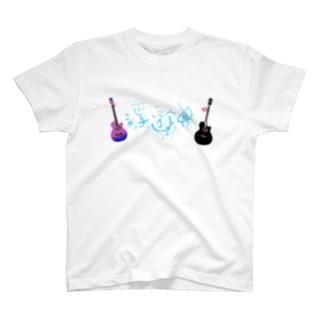 浮遊ギター T-shirts