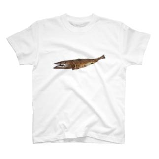 サバのTシャツ T-Shirt