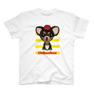 ちんちんチワワ T-shirts