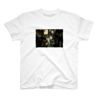 のんべえ横丁 T-shirts