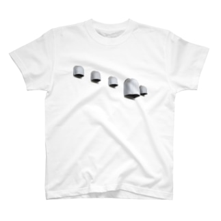 排気口 T-shirts