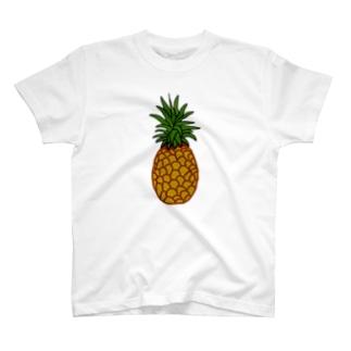 パイナップル T-shirts