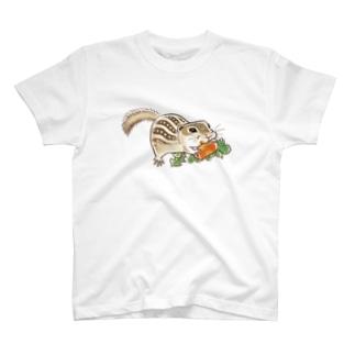 もりもりジュウサンセンジリス T-Shirt