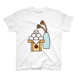 月見団子 T-shirts