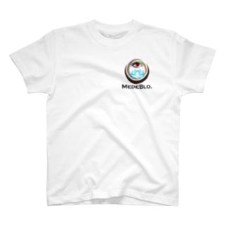 フリーメイソンパクリロゴ(めでブロVer.) Tシャツ