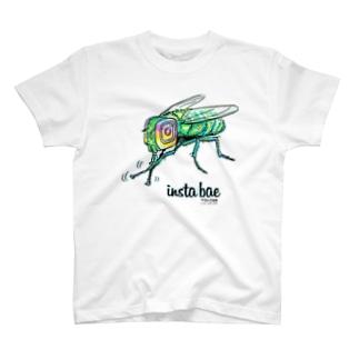 インスタバエ T-shirts