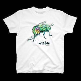 アストロ温泉のインスタバエ Tシャツ