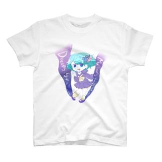 海子ちゃん T-shirts
