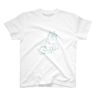 おおあくび T-shirts