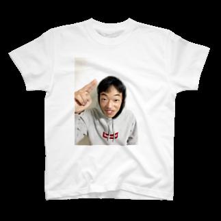 ゆうヤンキーのゆうヤンキー フォロワー1.5k記念tee T-shirts