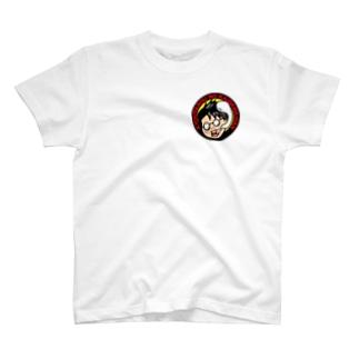 鏡太郎の怪談奇談コラボ企画【魂抜け太郎】 T-shirts
