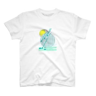 タイル T-Shirt
