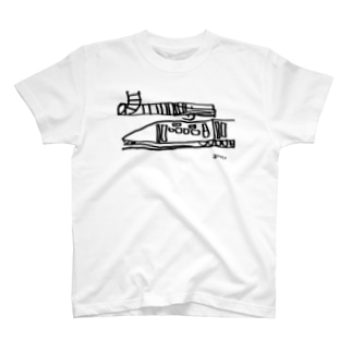 taiko3のE2系 再び T-shirts