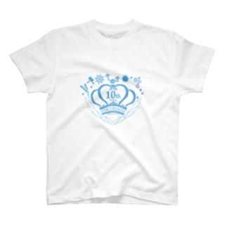 10周年ロゴ一ノ瀬カラー T-Shirt