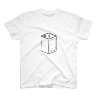 一斗缶 T-shirts
