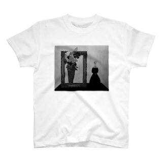 RYUJI_UEMURAの静物と生物 T-shirts