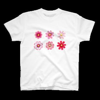 山田理矢のコスモス Tシャツ