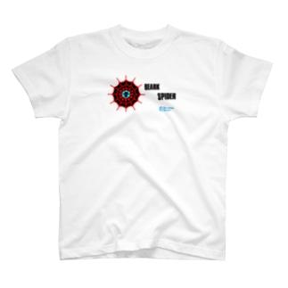 あらしまやメダカ公式BEAK SPIDER T-Shirt