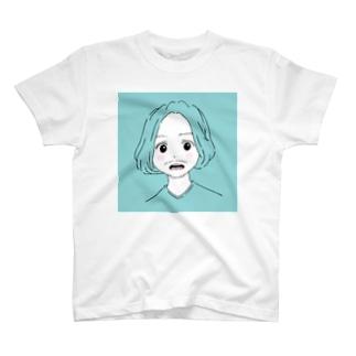 存在がみゅと Tシャツ