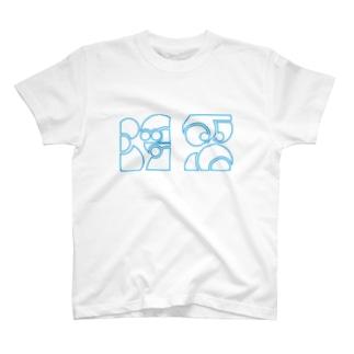 浮雲 T-shirts