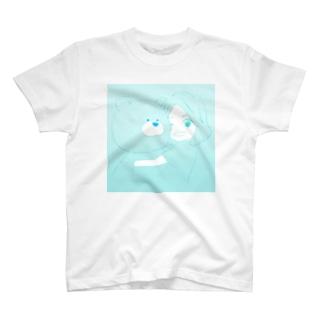 存在がみゅと_2 Tシャツ