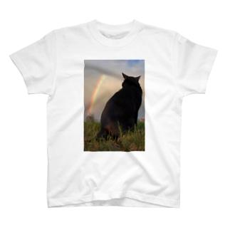 虹の橋 T-shirts