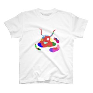 アートスライムのpaints T-Shirt