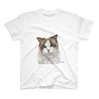 みゆきちゃん 背景なし T-shirts