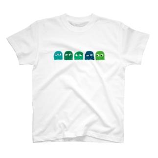 ベーシック煩悩ズ T-shirts