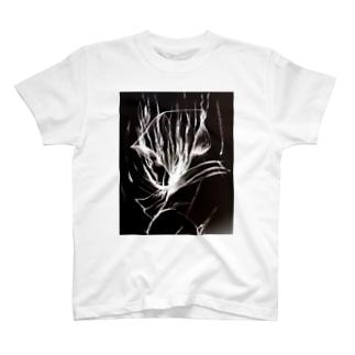 のっぺらぼう T-shirts