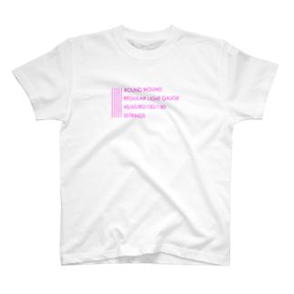 五弦ベース弦レギュラーライトゲージ T-Shirt