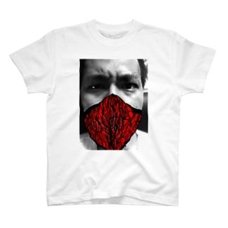 燃える柴 T-shirts